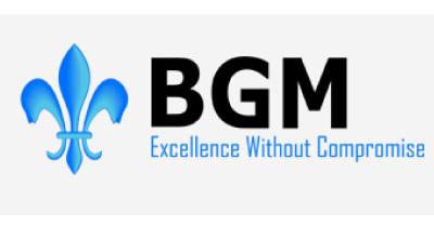 B.G.M
