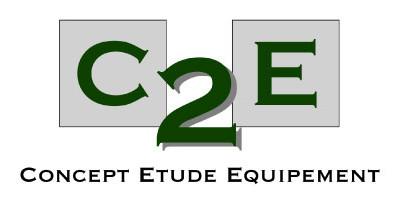 "Concept Etude Equipement ""C2E"""