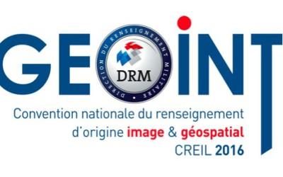 Le Cercle organise GEOINT-Creil 2016