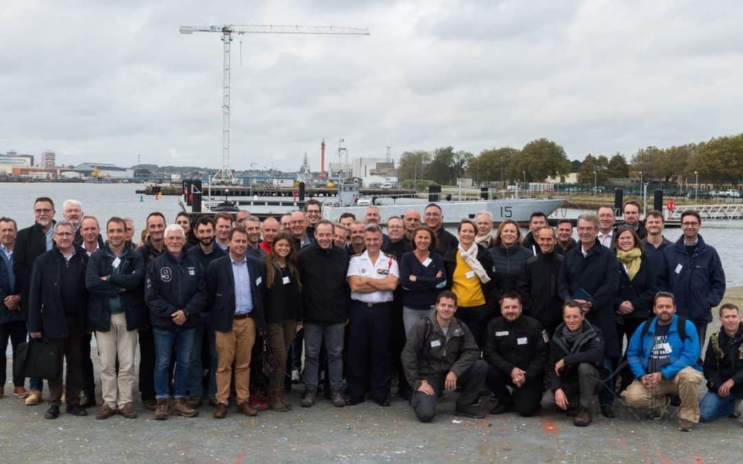 14/11/2019: Visite chez les commandos marine